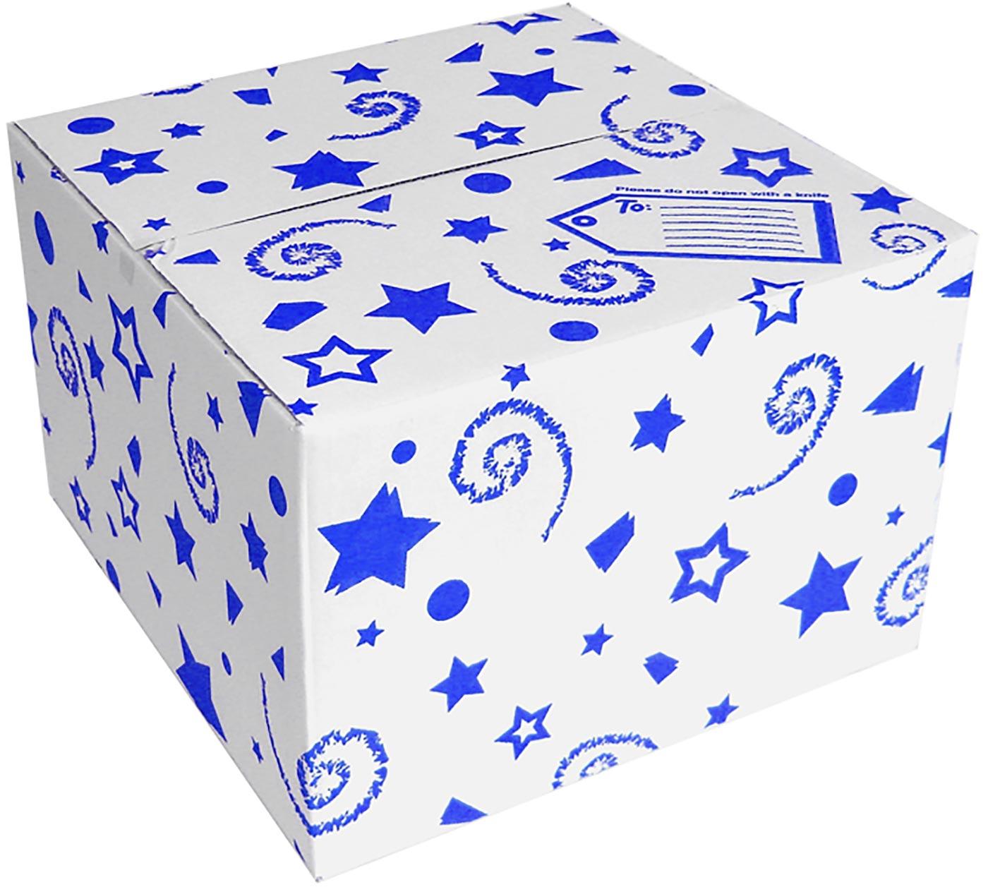 Balloon Box Blue