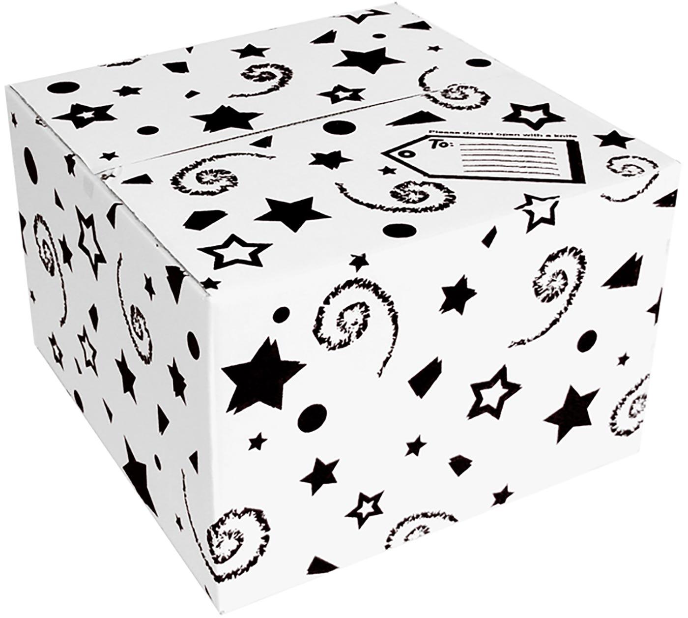 Balloon Box Black