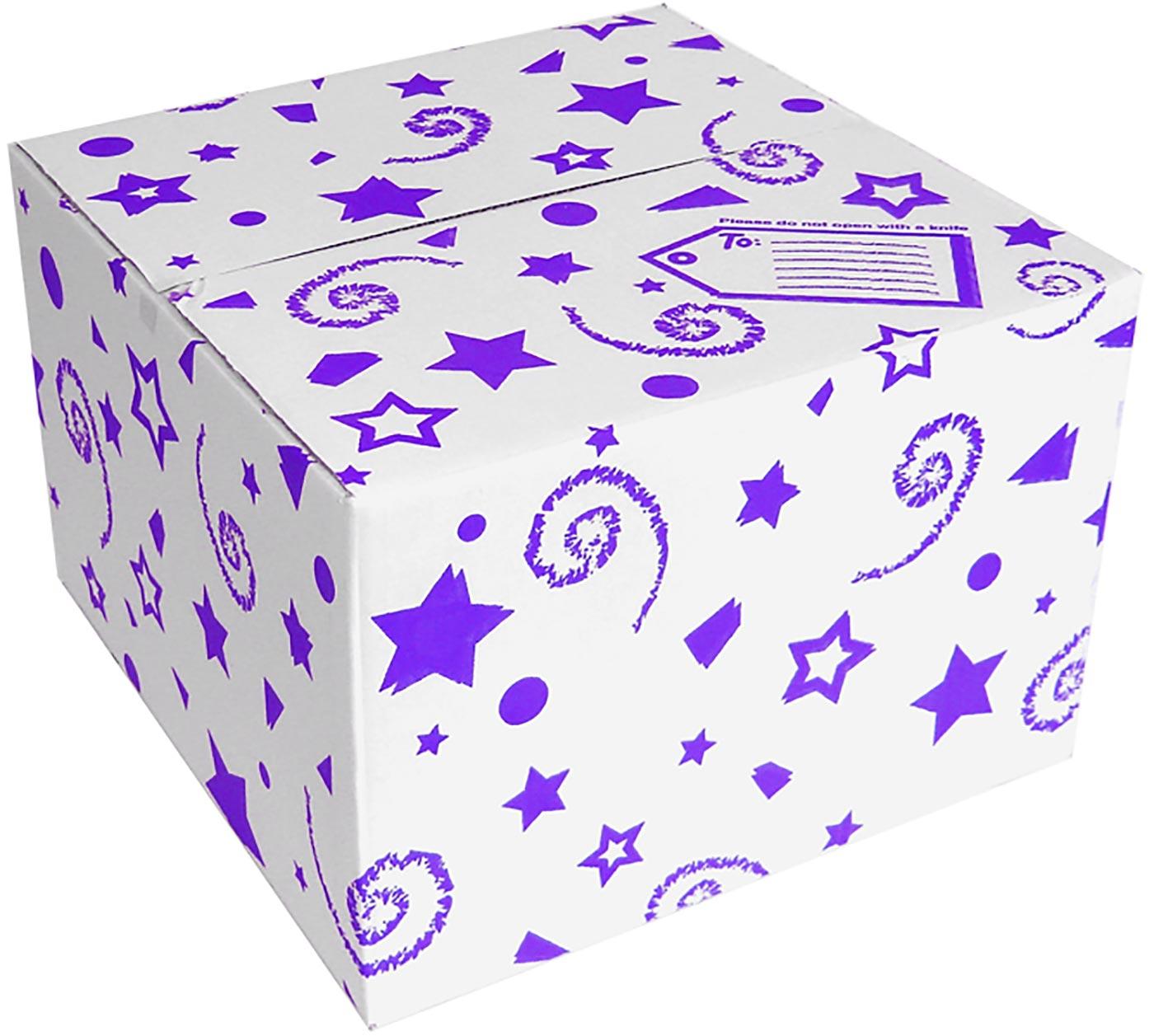 Balloon Box Purple