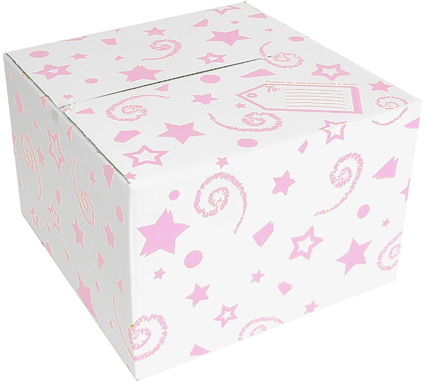 Balloon Box Pink