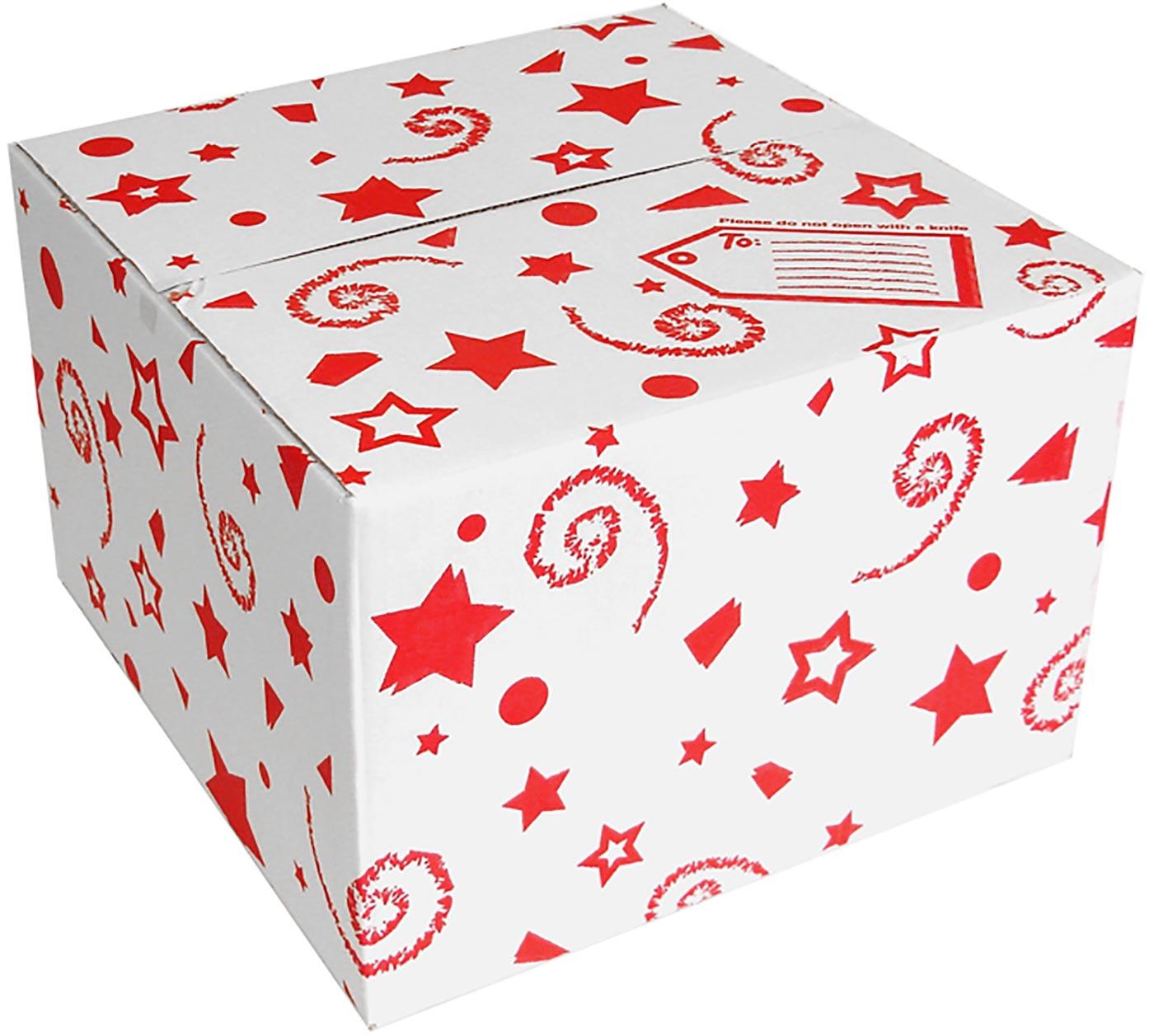 Balloon Box Red