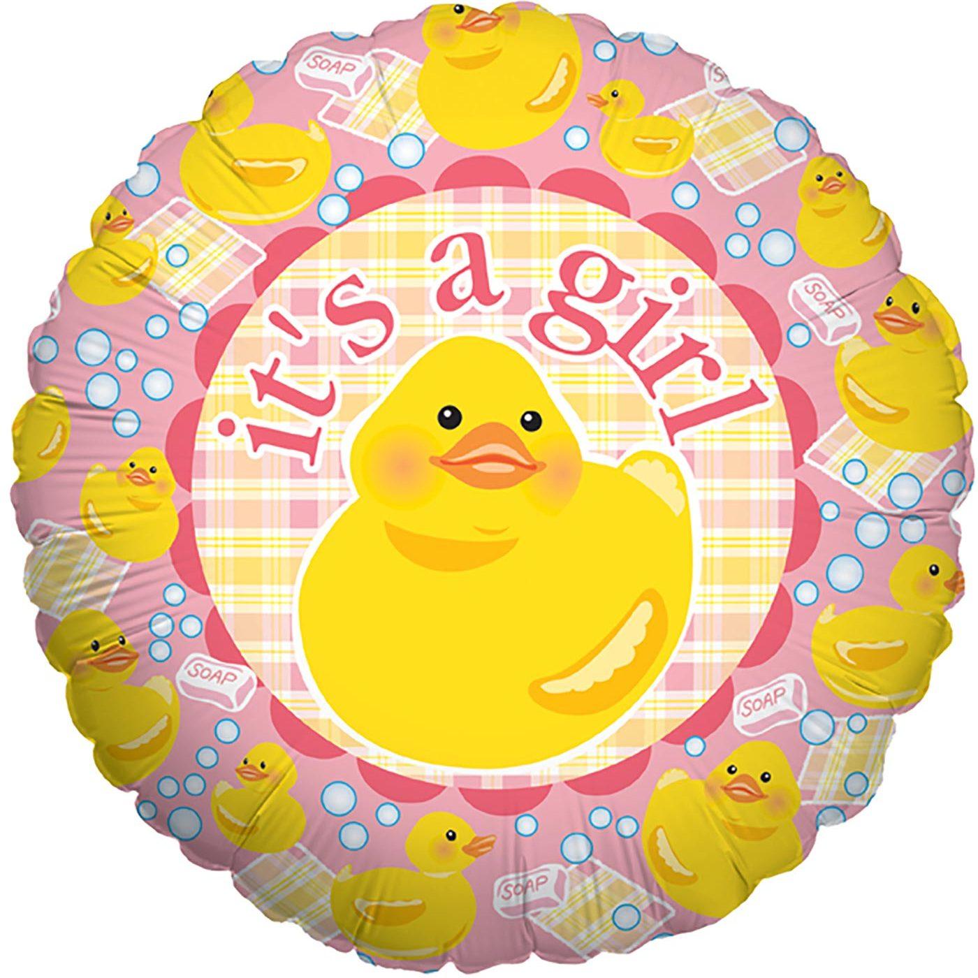 "Betallic 18"" Girl Ducky"