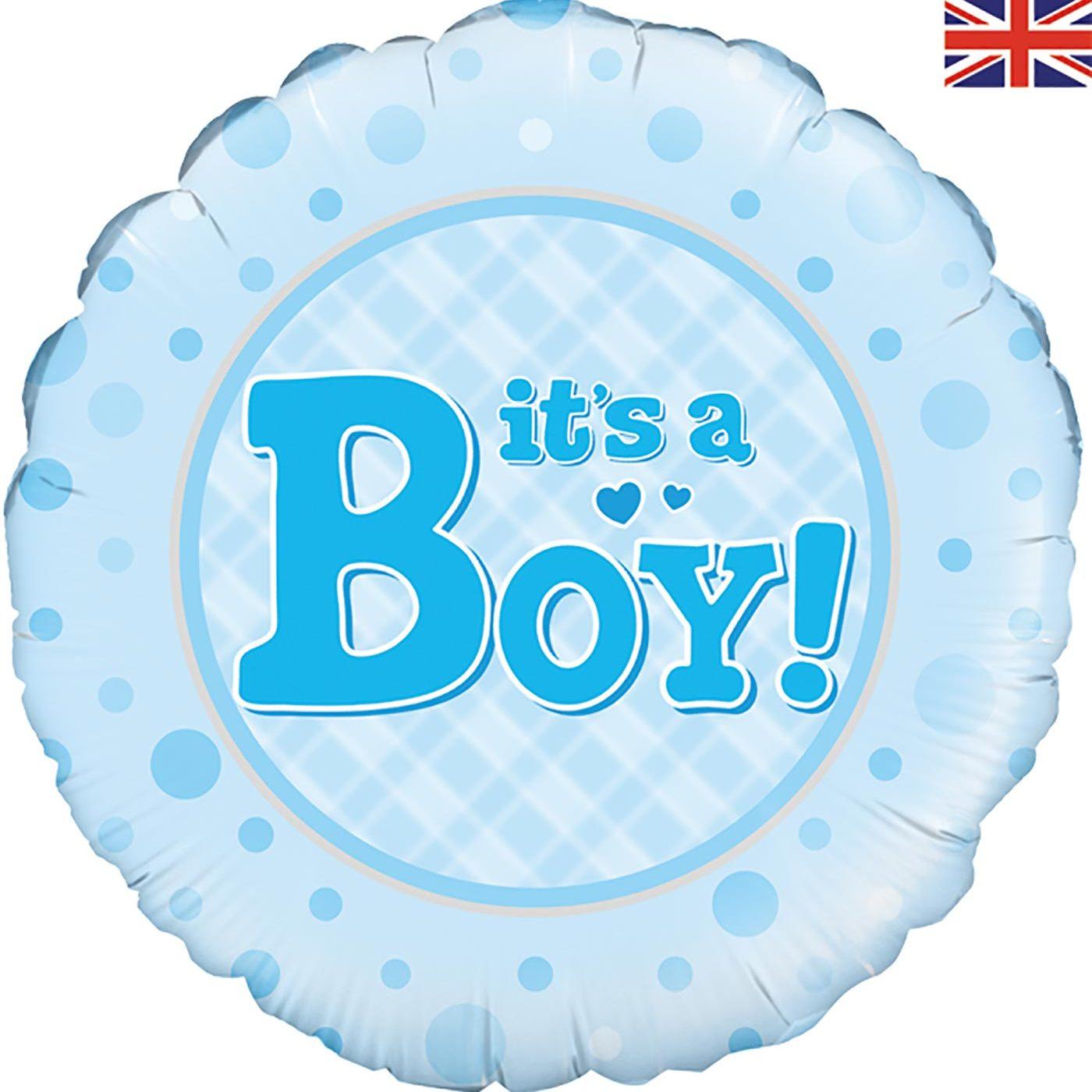"""Oaktree 18"""" It's a Boy"""