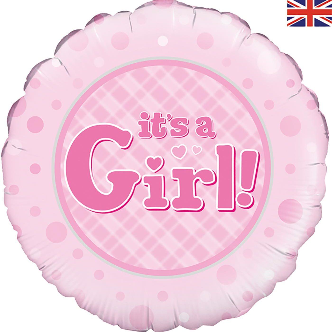 """Oaktree 18"""" It's a Girl"""
