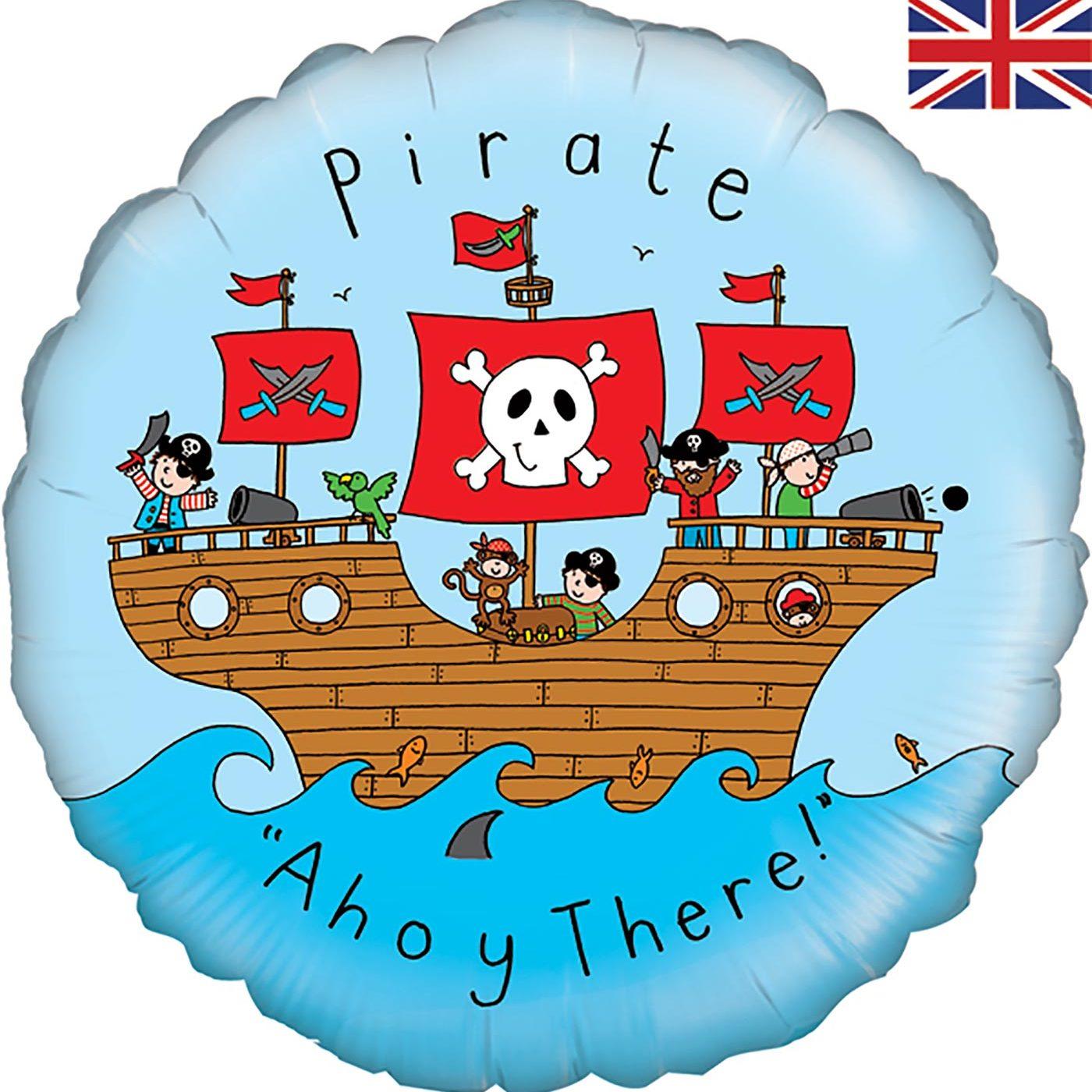 "Oaktree 18"" Pirate"