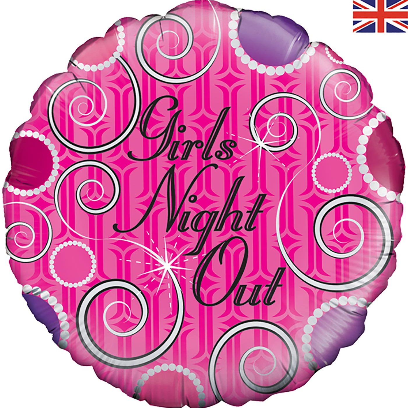 "Oaktree 18"" Girls Night Out"