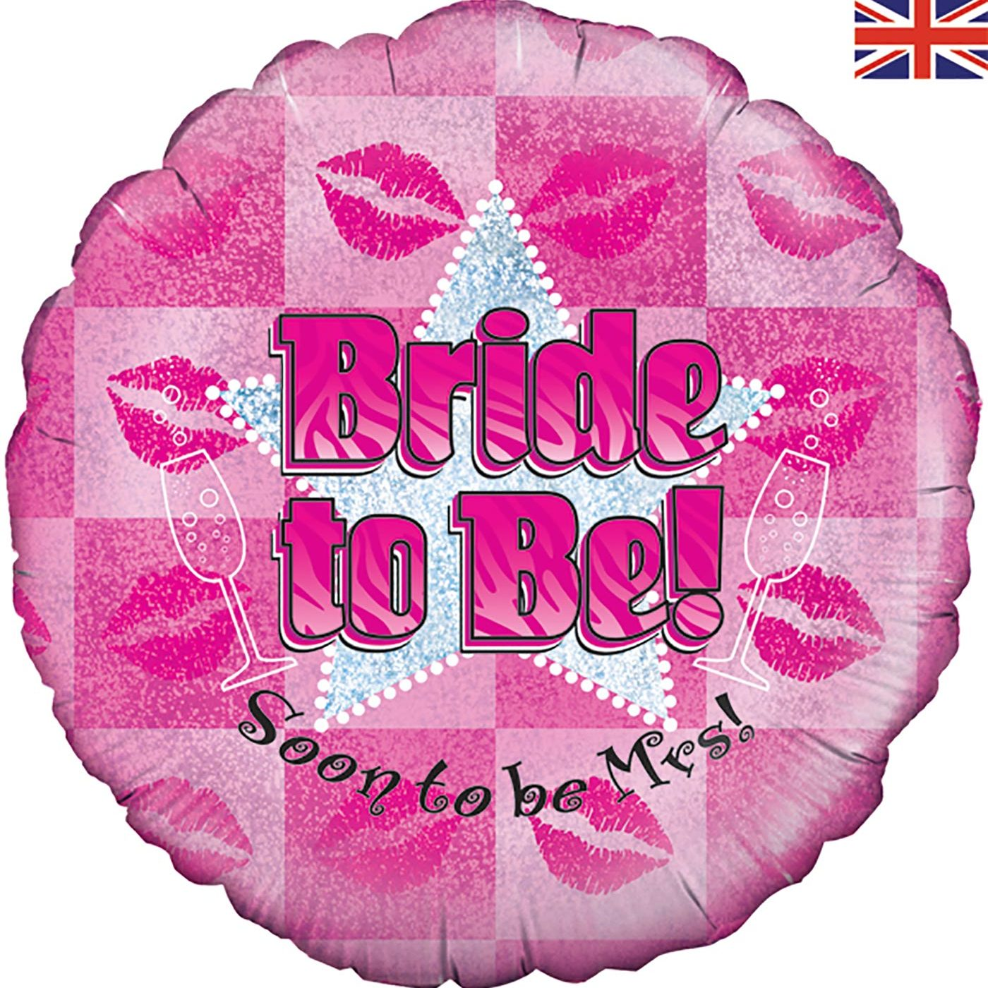 "Oaktree 18"" Bride To Be"