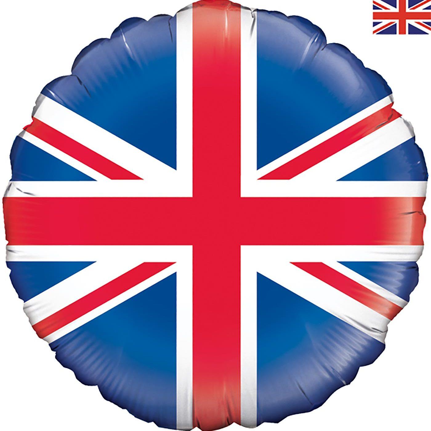 "Oaktree 18"" Union Flag"