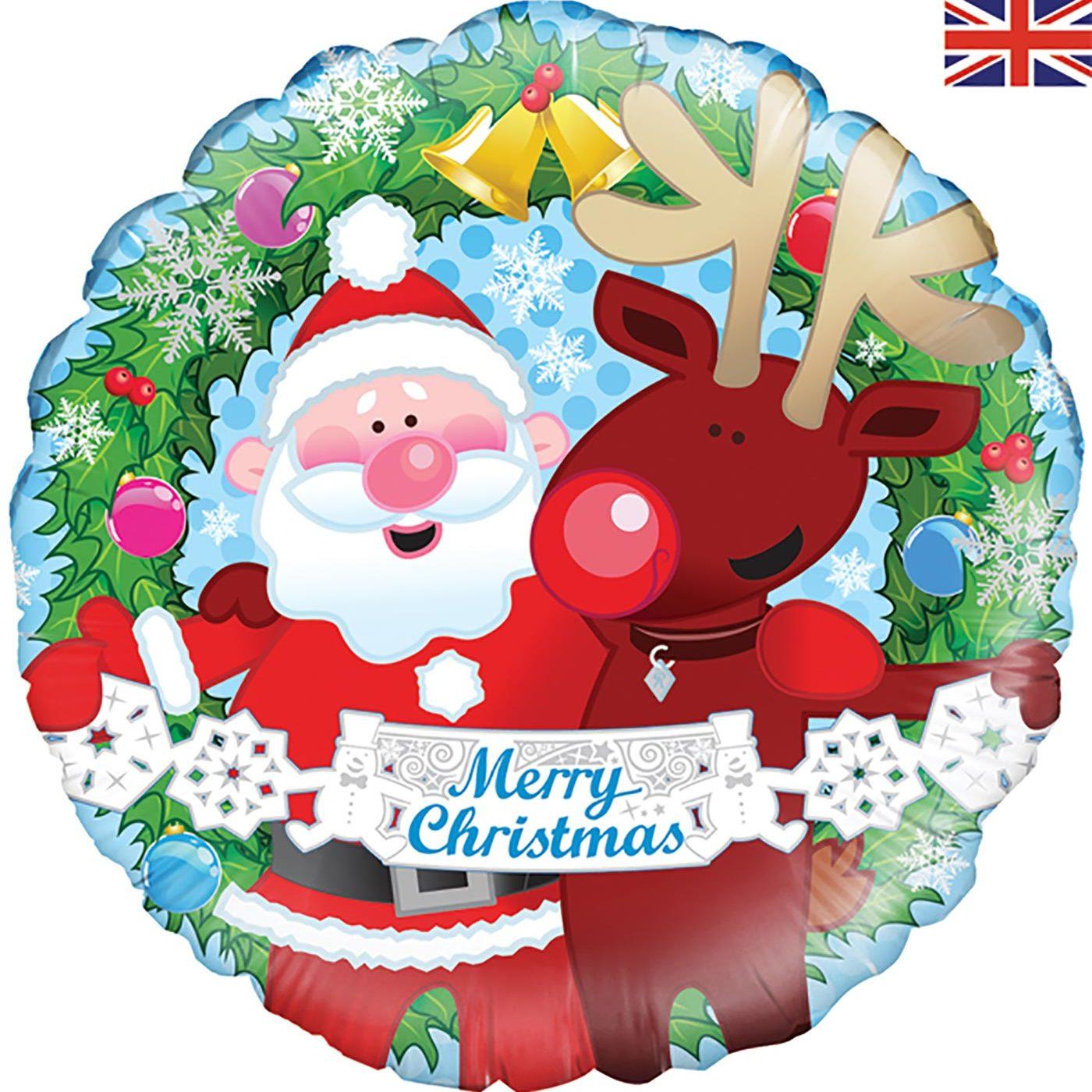 """Oaktree 18"""" Christmas Friends"""
