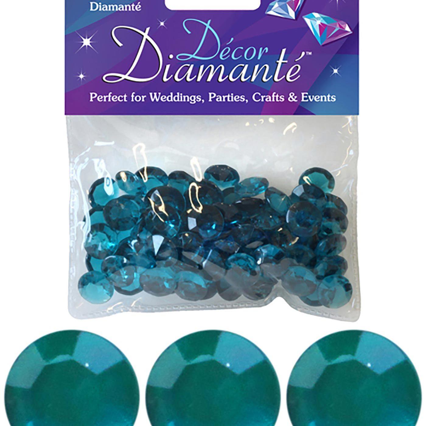 12mm Décor Diamante Diamonds 28g No.41 Jade
