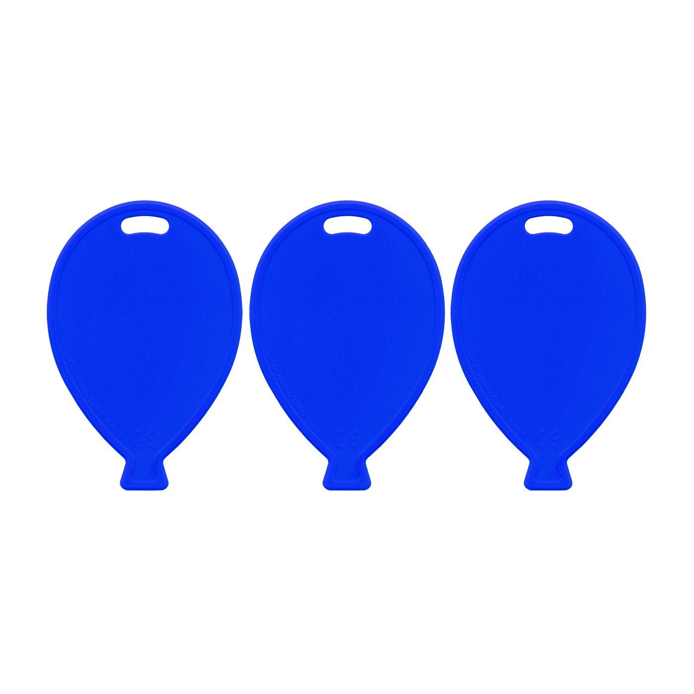 Blue Balloon Weights