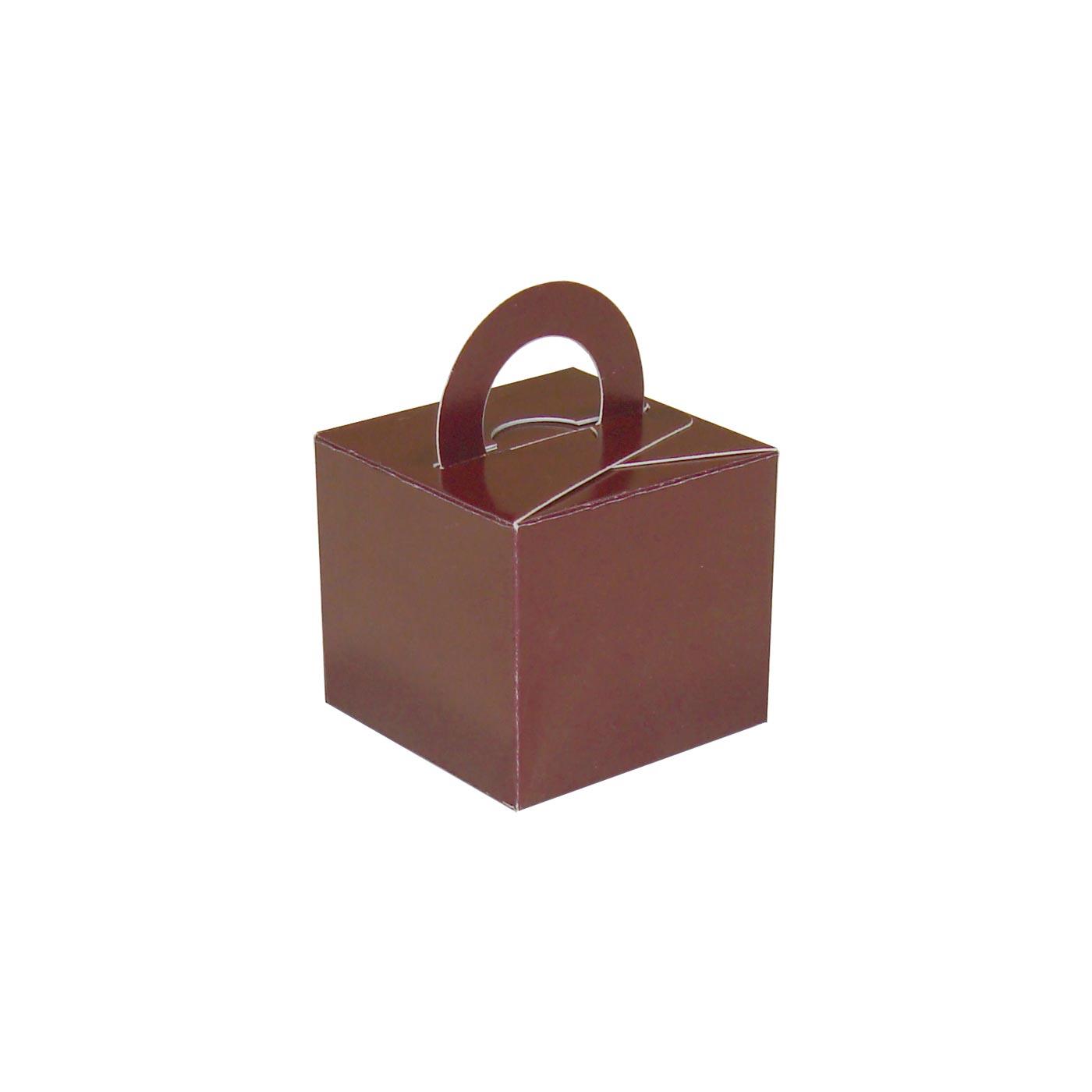 Chocolate Balloon Weight Box