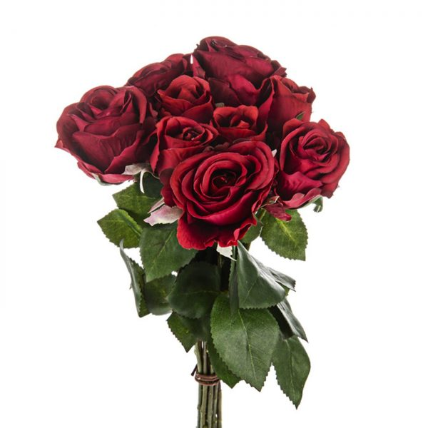 Rose Bunch Red