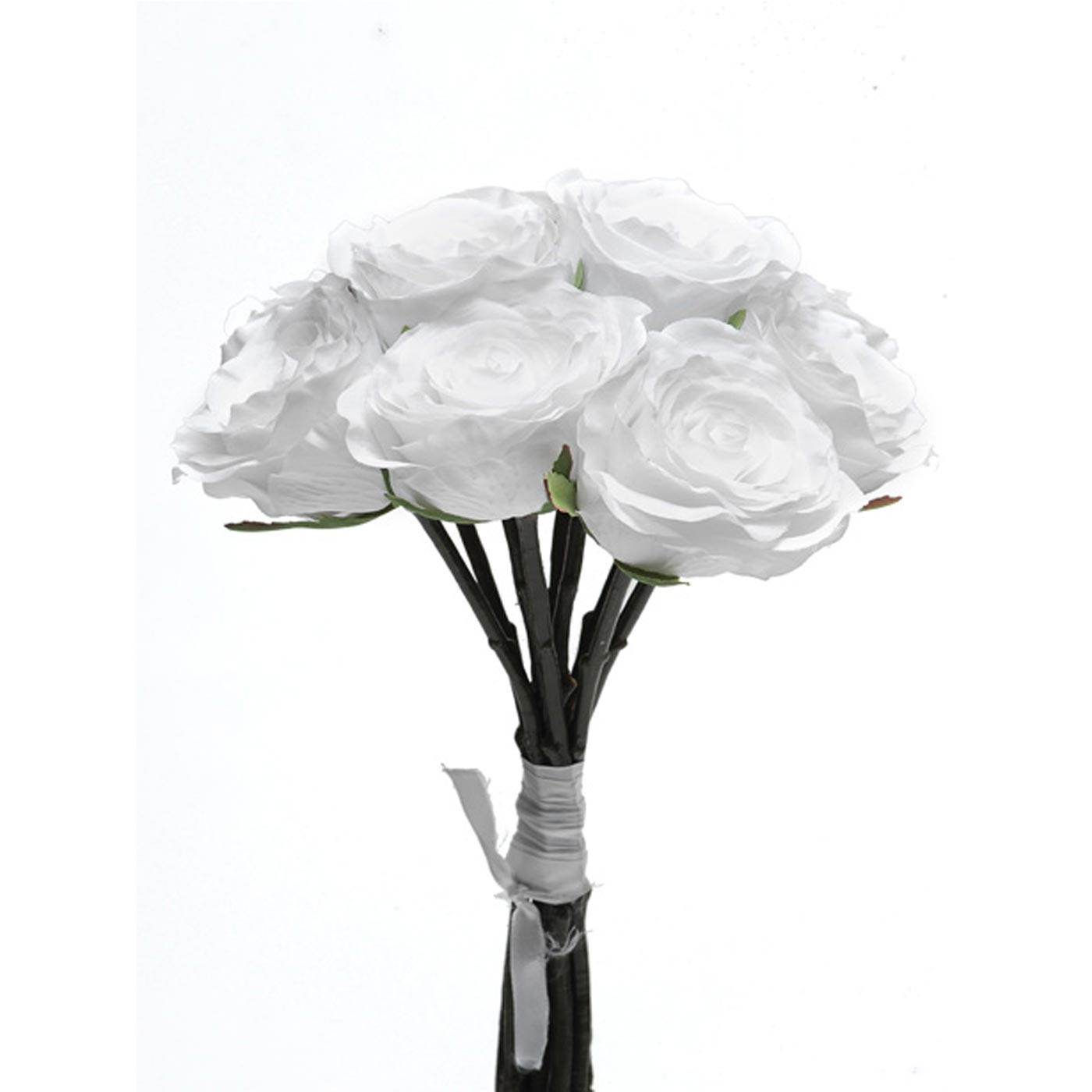 Rose Bunch White