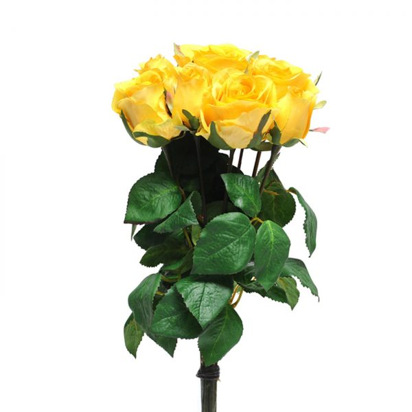 Rose Bunch Yellow