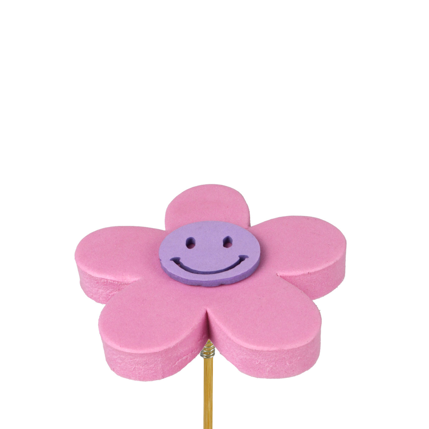 Pink Flower Pick