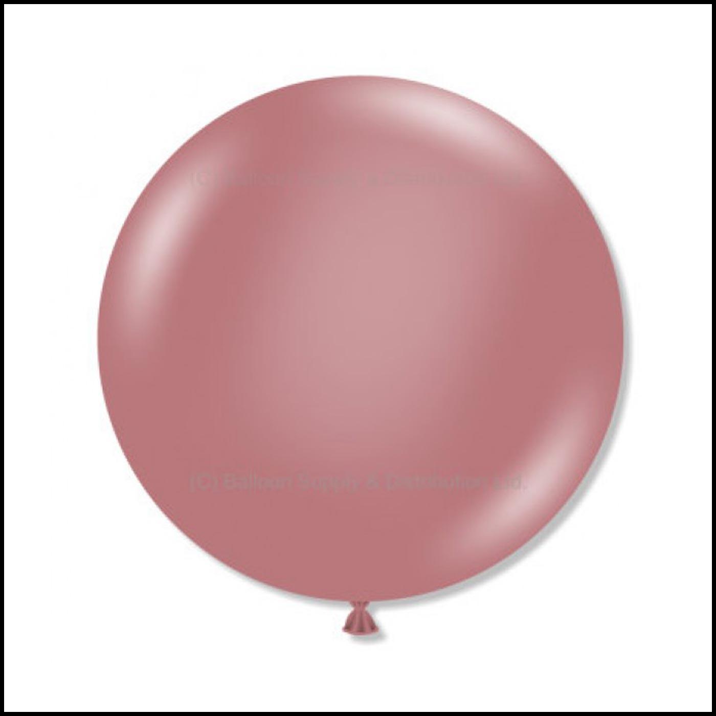 "17"" Tuf-Tex Balloons"