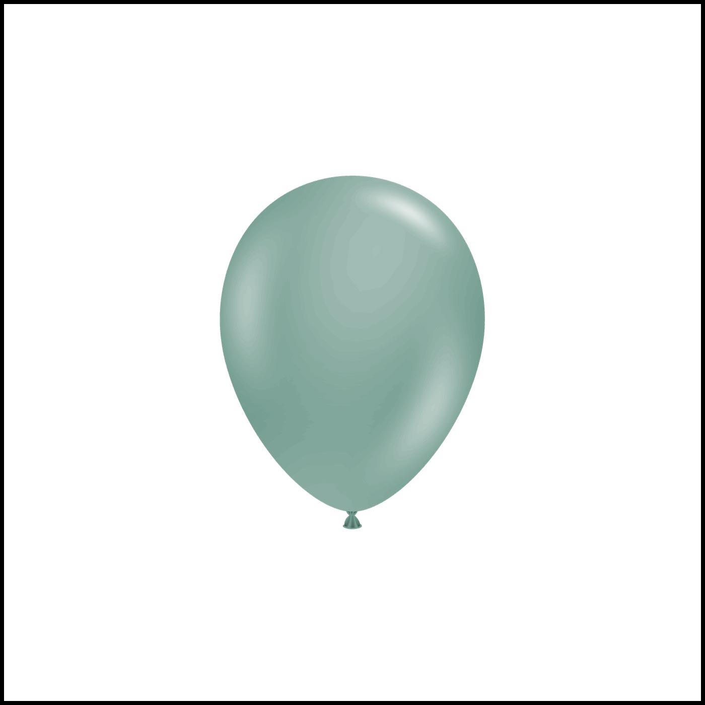 "5"" Tuf-Tex Balloons"