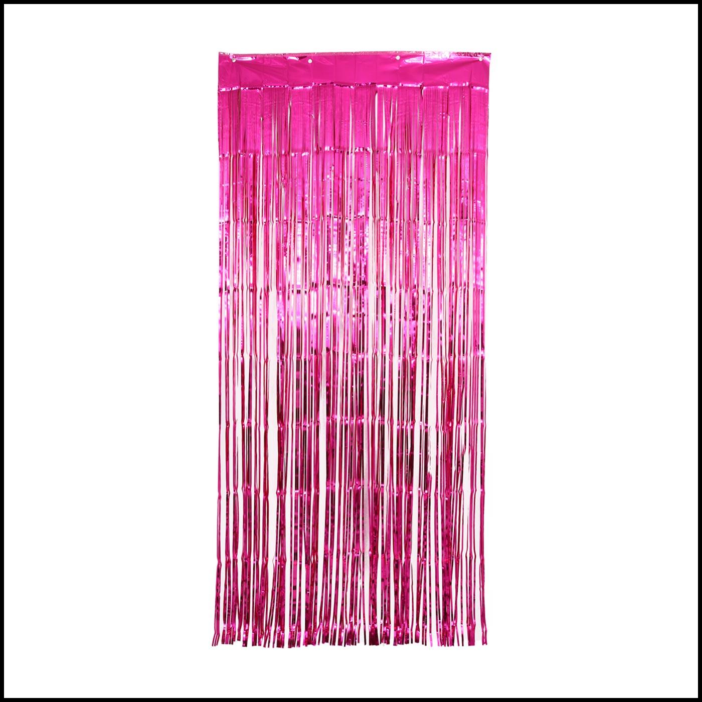 Foil Door Curtains