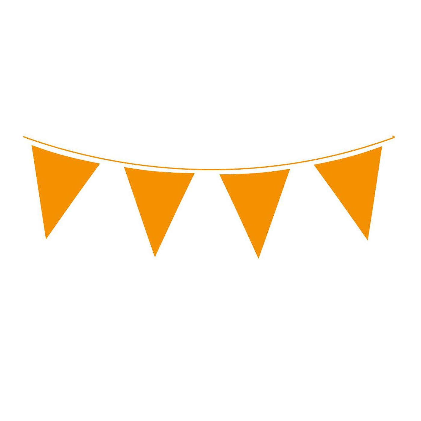 Orange Bunting